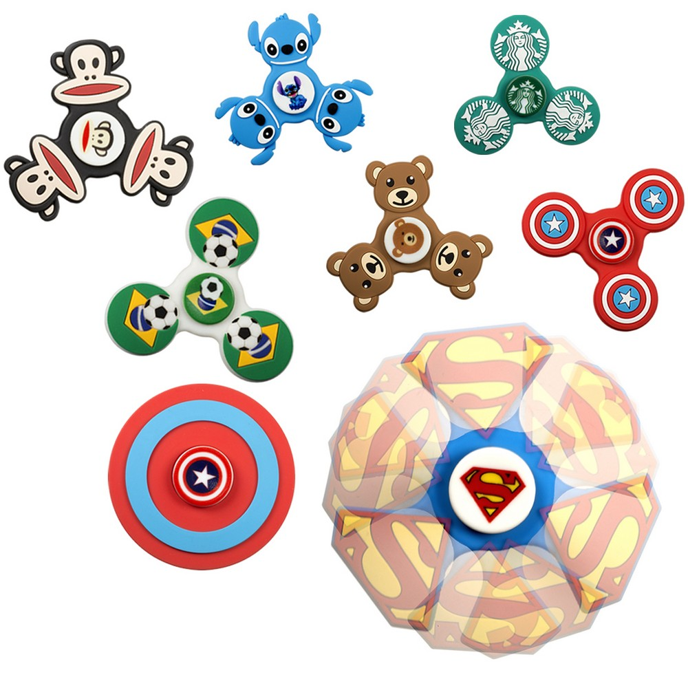 Fidget Spinners and Gadgets